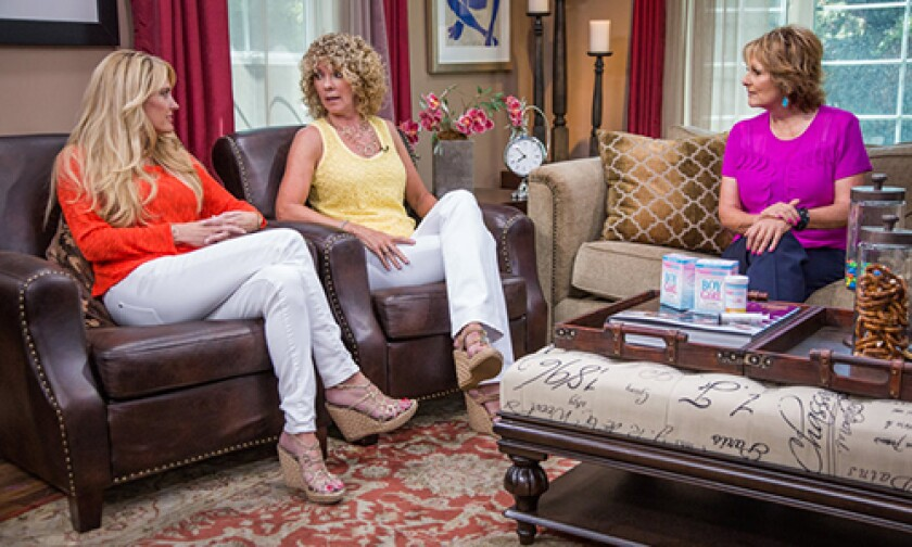 Today on Home & Family Thursday, June 20th, 2013