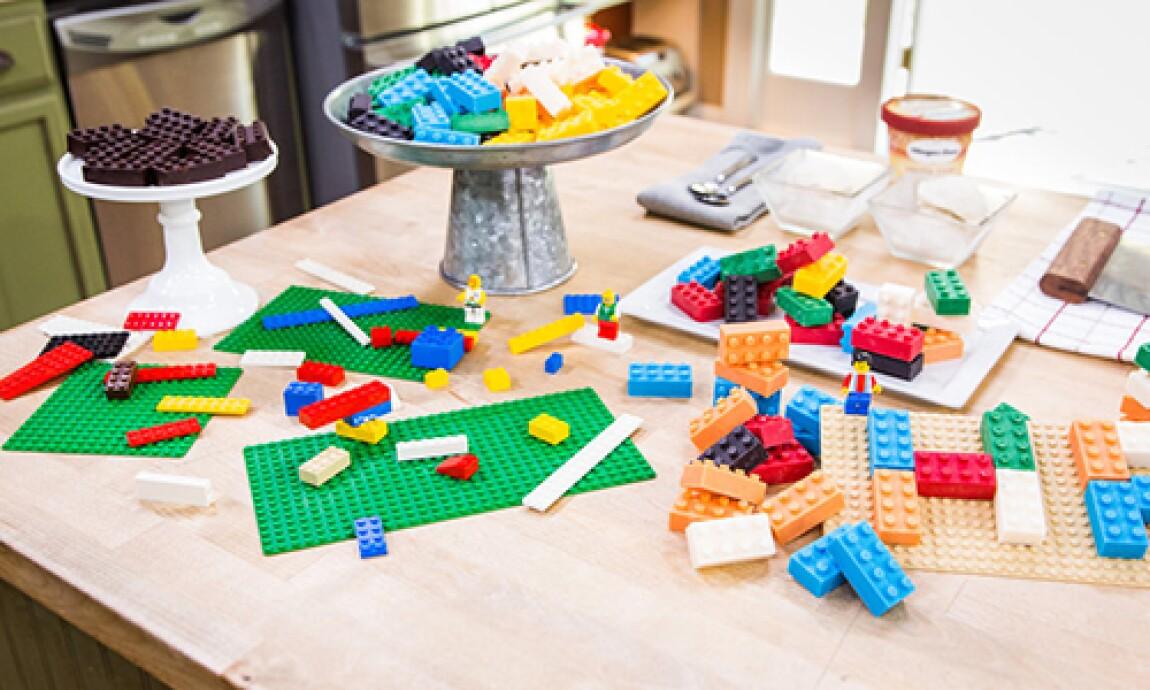 Jessie Jane's DIY Chocolate Legos