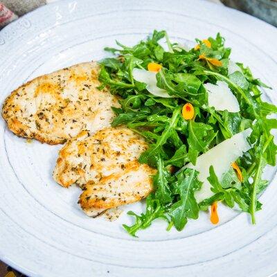 Recipes Chicken Paillard