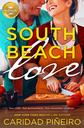 South Beach Love Book Cover Hallmark Publishing
