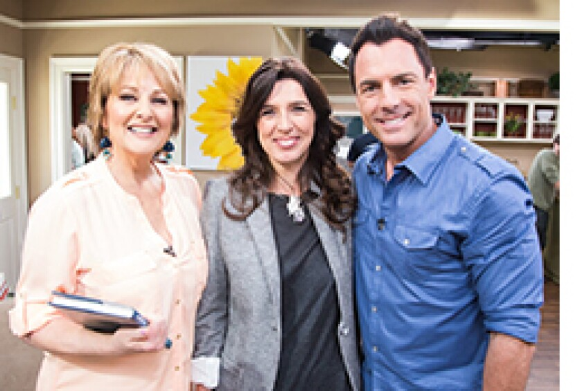 Today on Home & Family Wednesday, September 18th, 2013