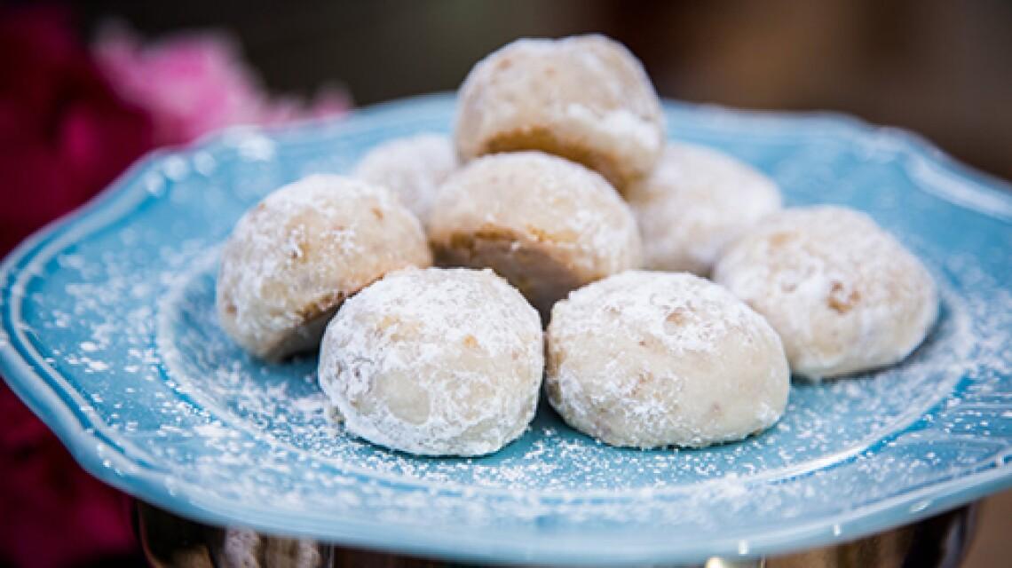 Mary Salafia's Butterball Cookie Recipe