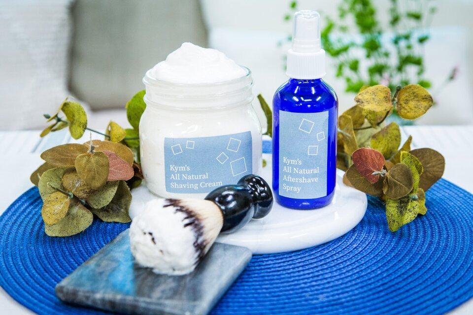 All-Natural Shaving Remedies