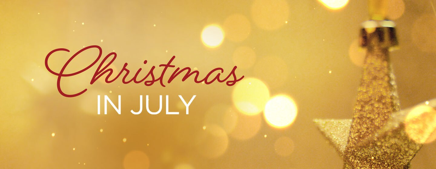First Look - Christmas in July - Hallmark Movies & Mysteries