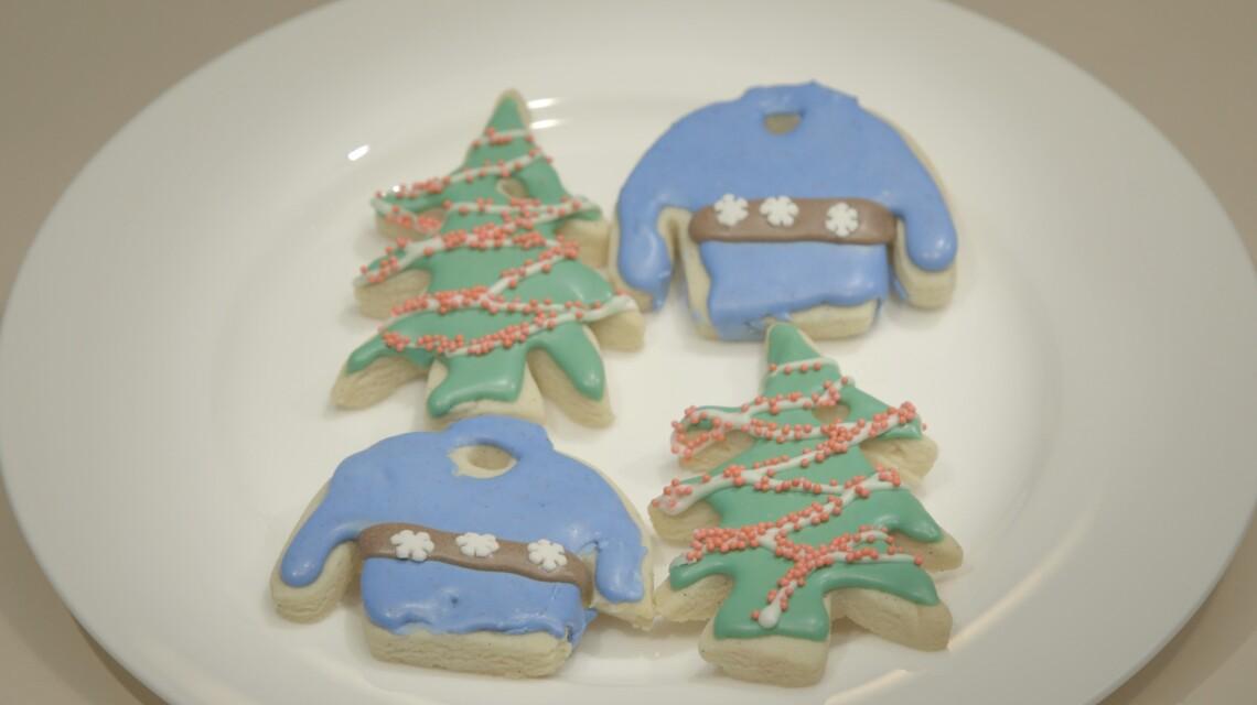 JC's Lemon Vanilla Sugar Cookies
