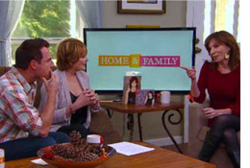 Today on Home & Family: Marilu Henner