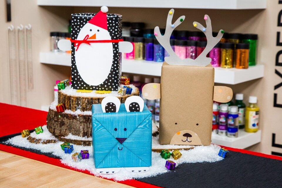 Kids Gift Wrap