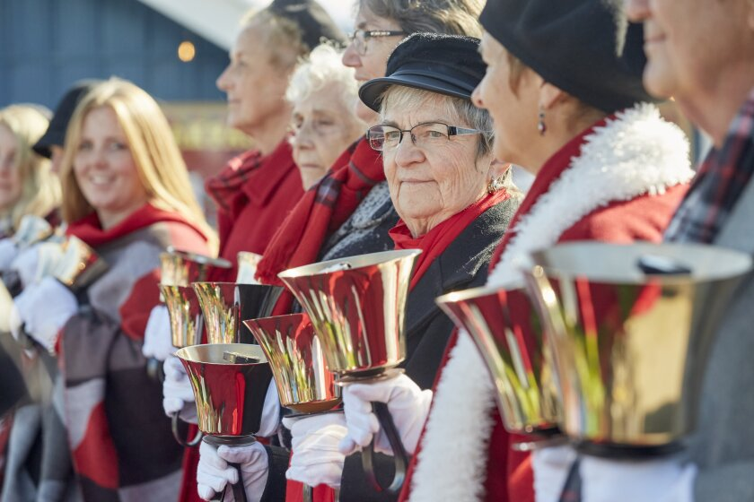 Christmas Bells are Ringing - Photos