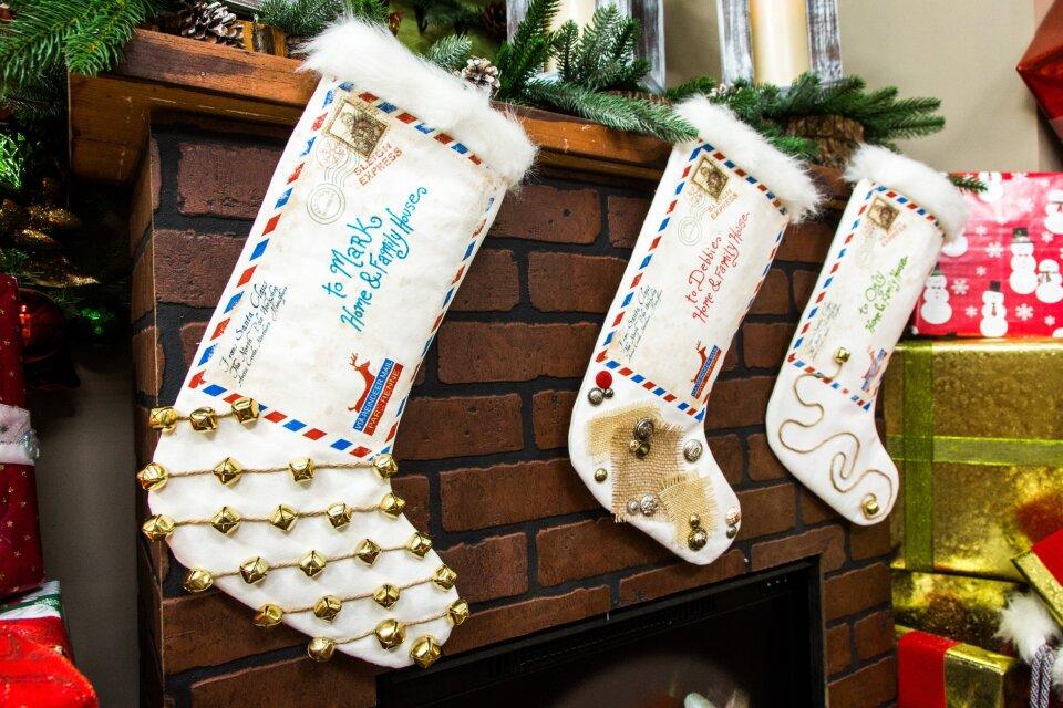 DIY Santa Letter Stocking