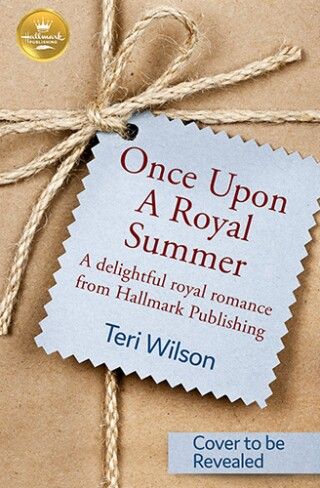 Once Upon a Royal Summer Book Cover Hallmark Publishing