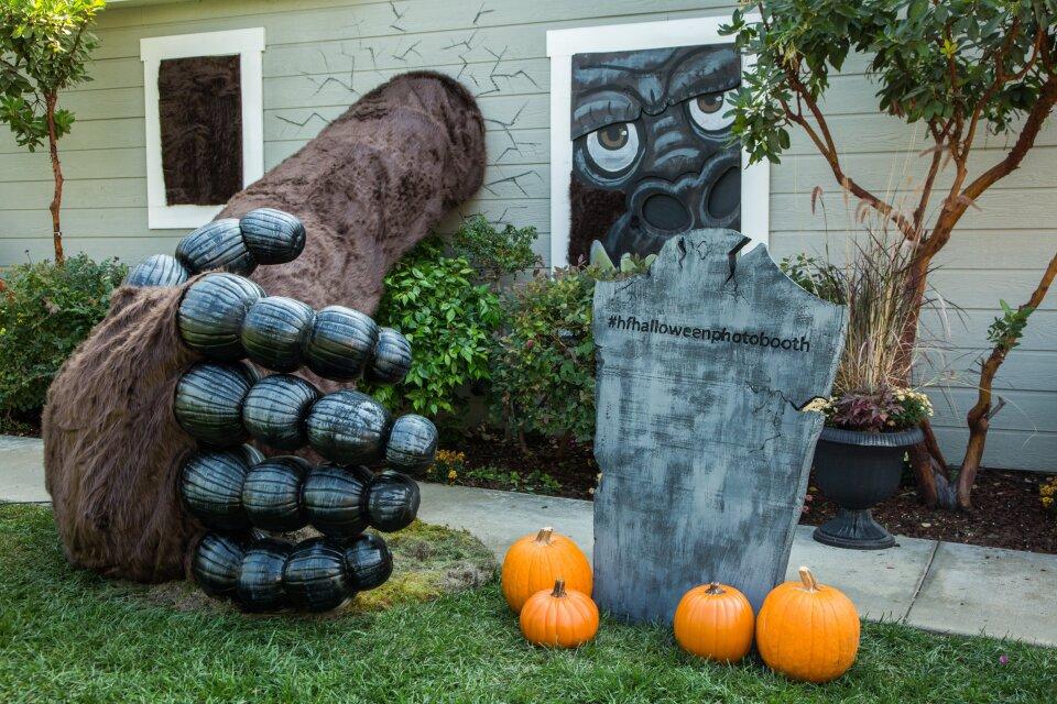 DIY Halloween Photo Op