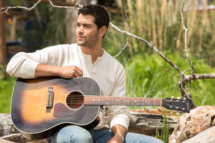 "Find out more about Jesse Metcalfe's character, Trace Riley in the Hallmark Channel original series, ""Chesapeake Shores"""