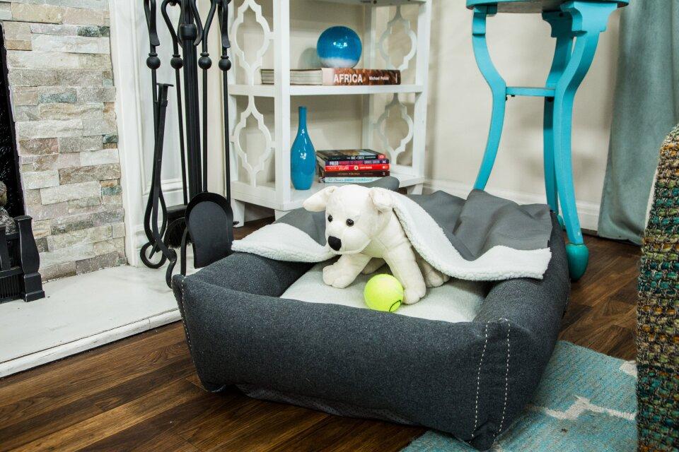 DIY Burrow Dog Beds