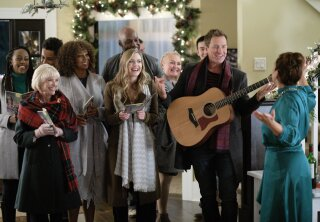 On Location - Christmas in Evergreen: Tidings of Joy