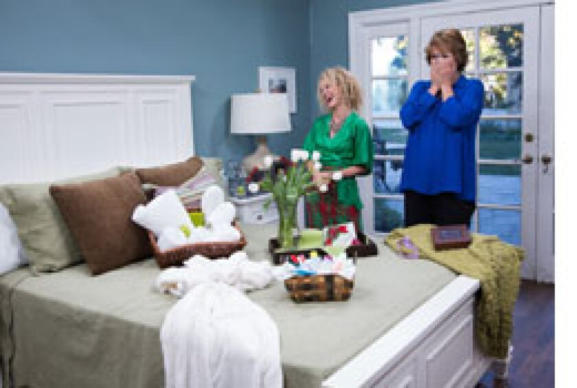 Today on Home & Family: Jamie Lee Curtis
