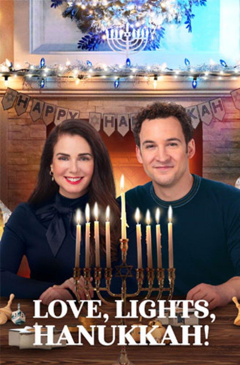 New Year's Eve Marathon Movies - Love, Lights, Hanukkah!
