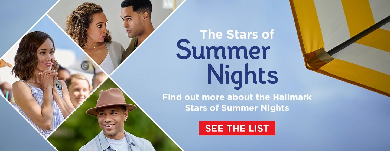 The Stars of Summer Nights