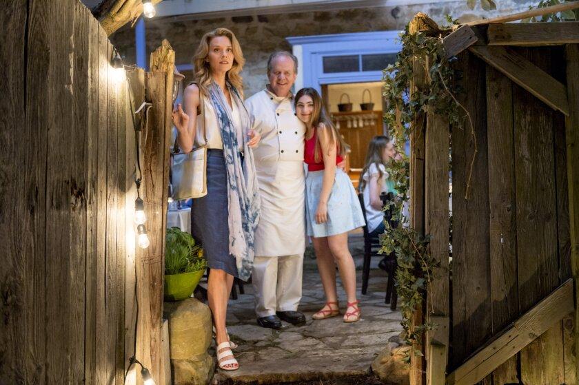 Hallmark Channel Romance Movie Summer Villa