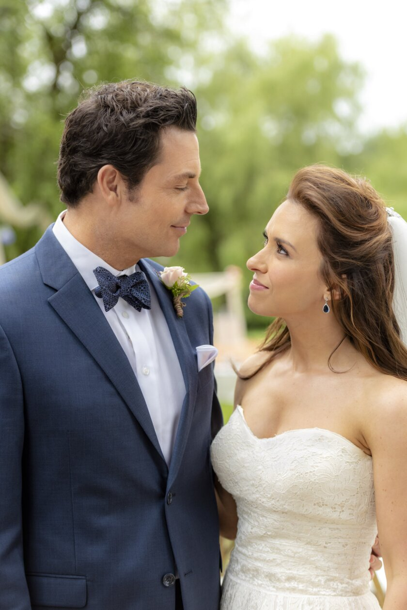 About All of My Heart: The Wedding