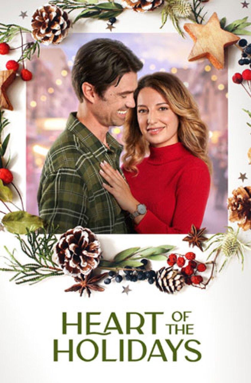 Christmas Marathon Movies - Heart of the Holidays