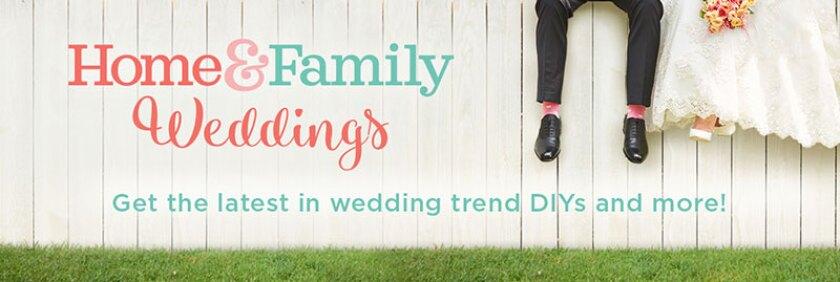 Home & Family Weddings