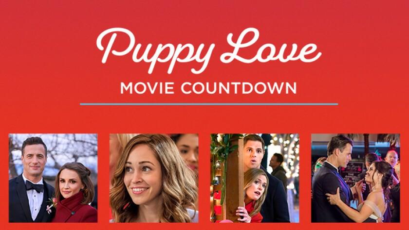 Puppy Love Movie Countdown List