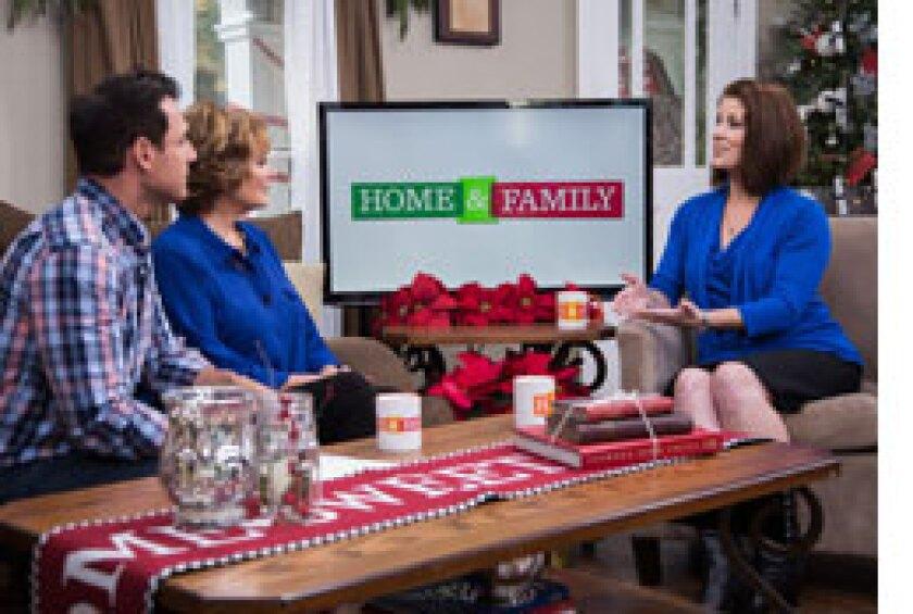 Today on Home & Family: John O'Hurley
