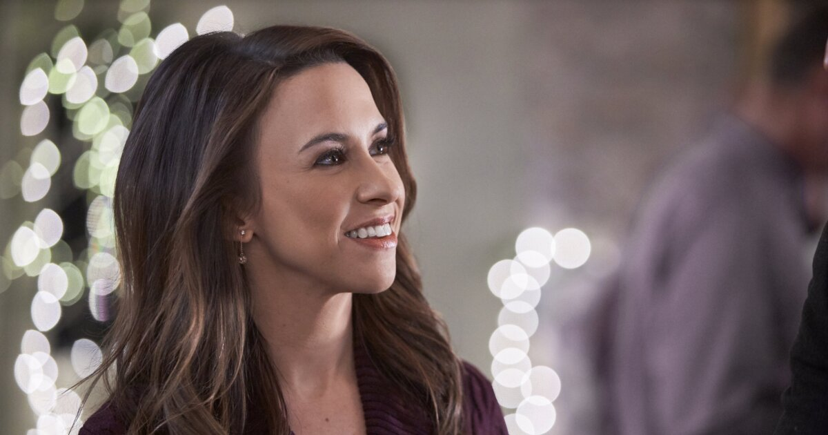 Lacey Chabert as Chelsea on Winter in Vail