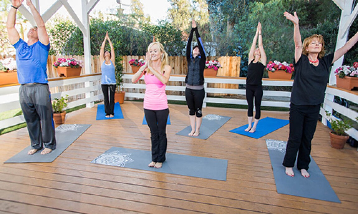Fountain of Youth Yoga with Sophie Uliano