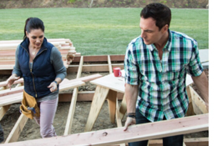 Today on Home & Family: Our Brand New Home