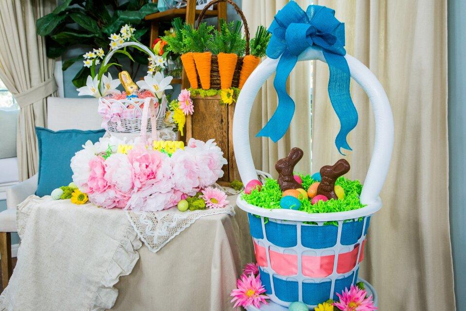 Easter Baskets: Three Ways
