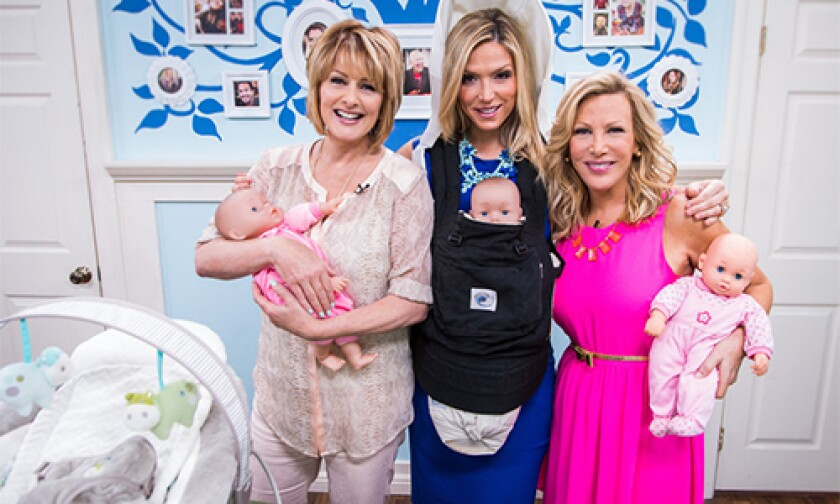 Today on Home & Family Monday, June 9th, 2014