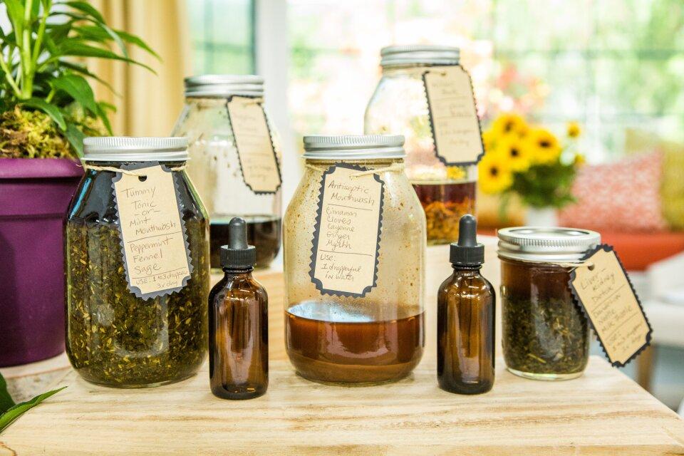 Herbal Tincture: Echinacea