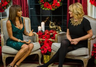 Holly Robinson Peete Interview - Home & Family