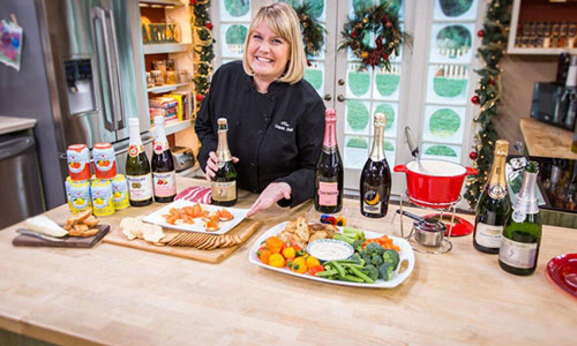3 Champagne & Food Parings with Kim Haasarud