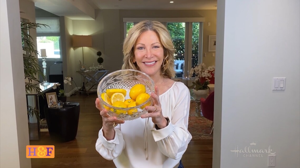 At Home With Our Family - Kym Douglas' Lemon-Aid Beauty