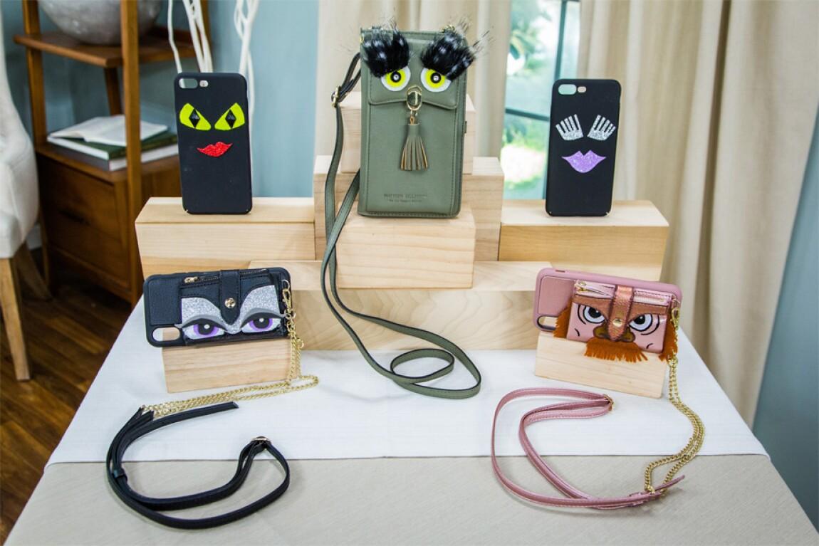DIY Crossbody Phone Cases