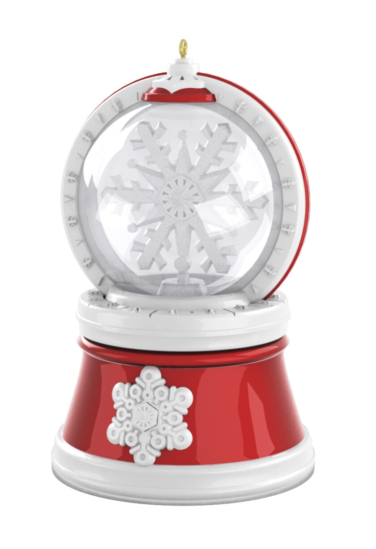 2015 Hallmark Keepsake Ornament - Northpole: Open for Christmas - Happiness Makes Magic