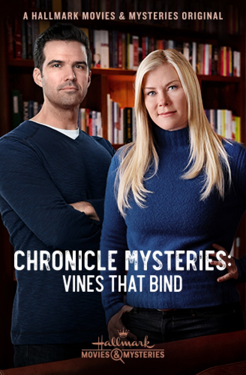 Best of 2019 - Chronicle Mysteries: Vines That Bind