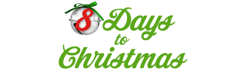 12 Days to Christmas - 8 Days - Lori Loughlin