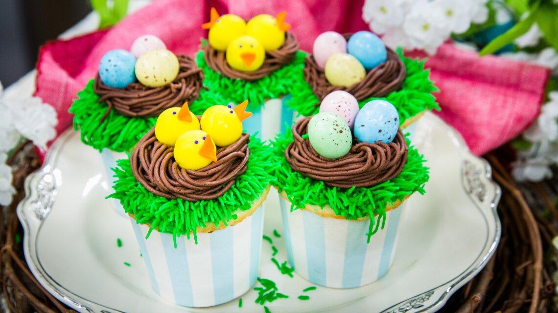Chicky Cupcakes