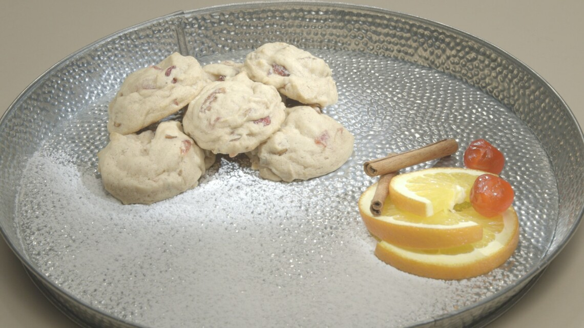 Laura's Old Fashioned Fruitcakes Cookies