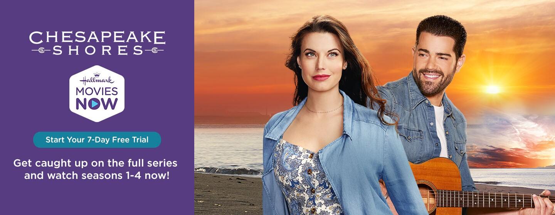 Chesapeake Shores Season 1 - 4 - Streaming on HMN