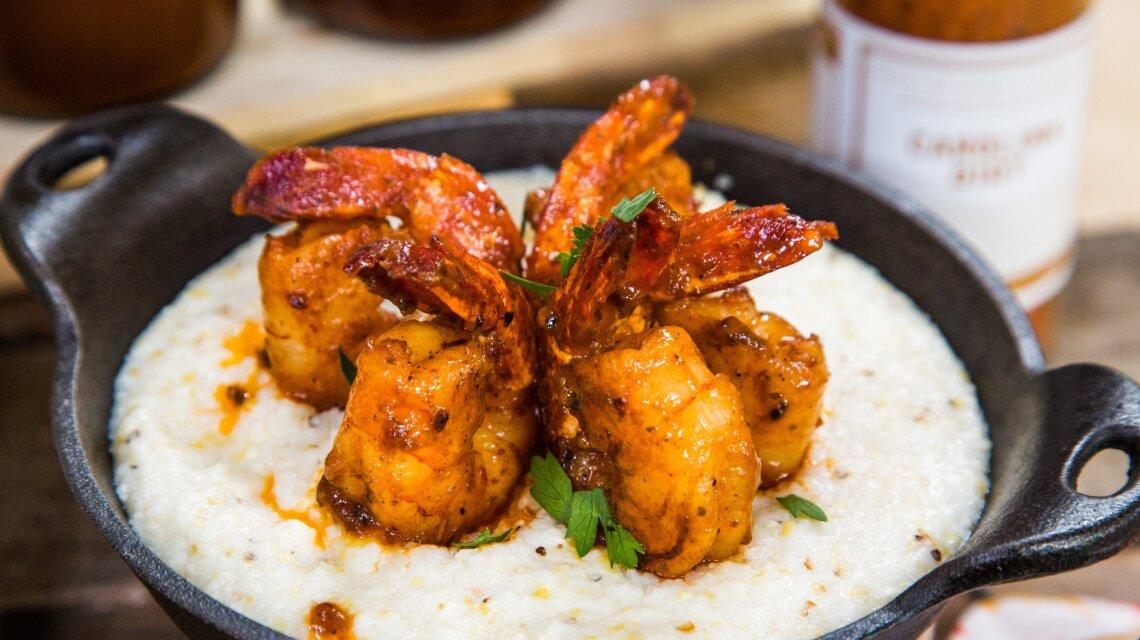 Charlie McKenna's Shrimp & Grits Recipe