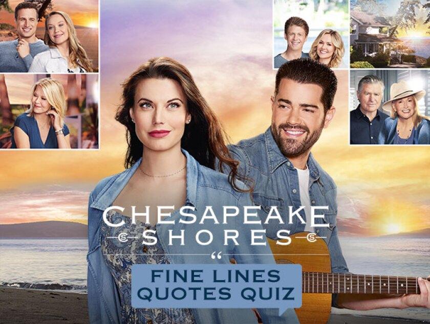 Chesapeake Shores Quizzes