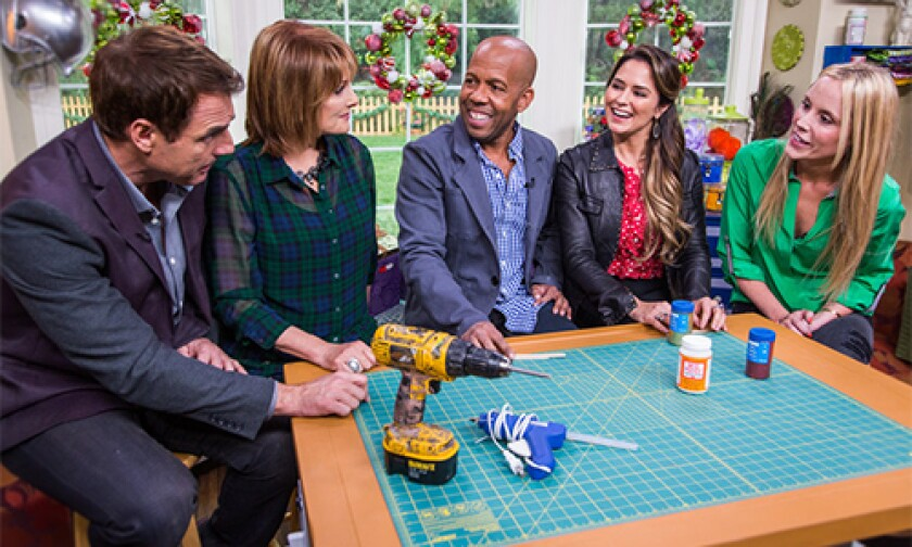 Today on Home & Family Friday, December 20th, 2013