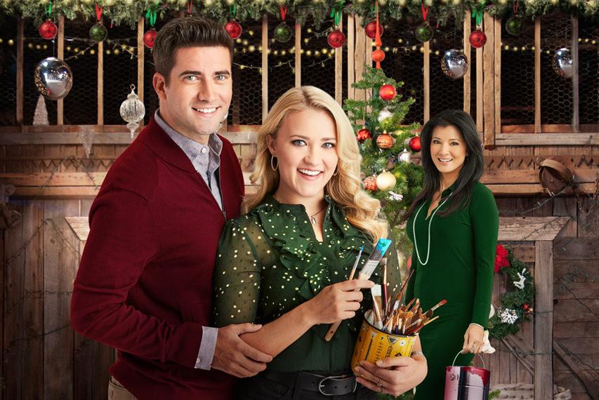 Cast Of 2020  Christmas Wonderland Christmas Wonderland